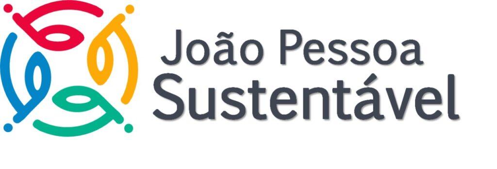 Logomarca do programa João Pessoa Sustentável