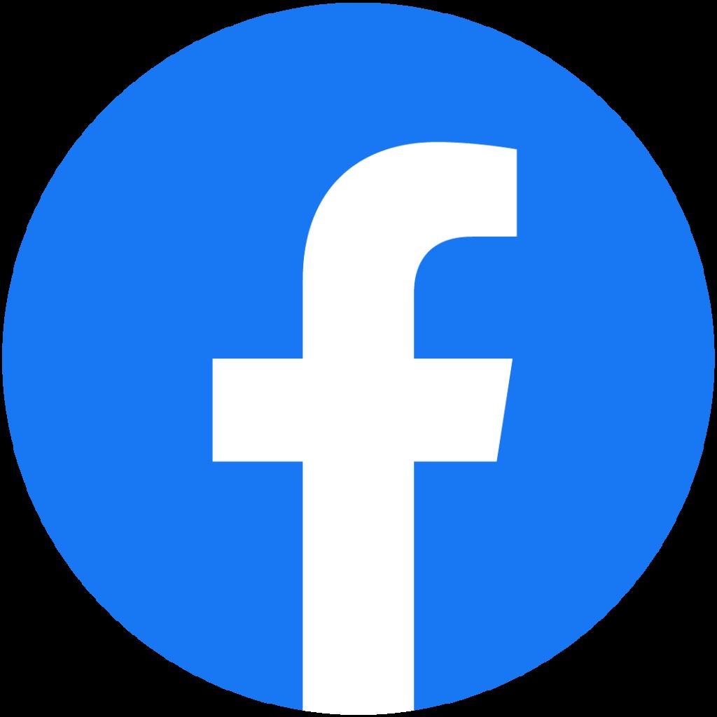 Logomarca do Facebook